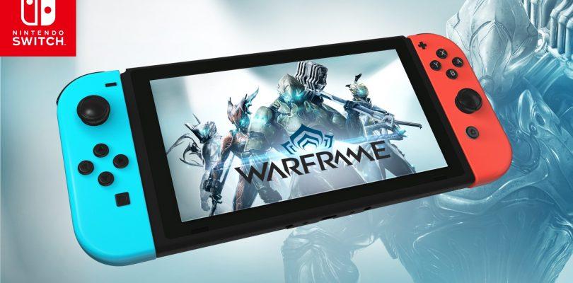 Warframe erscheint am 20. November für Nintendo Switch