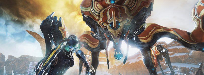 """Warframe – Content-Erweiterung """"Fortuna"""" für den PC via Steam veröffentlicht"""