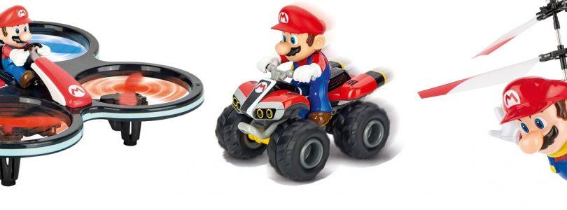Carrera RC startet mit kultigen Nintendo-Helden