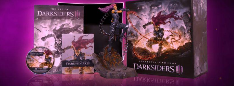 Darksiders 3 – Release bekannt, Collectors und Apocalypse Edition