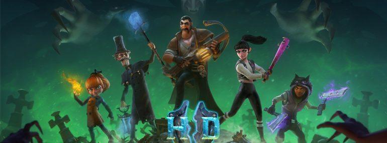 Hero Defense – Mischung aus Tower Defense, Echtzeit-Strategie und RPG erscheint Mitte August