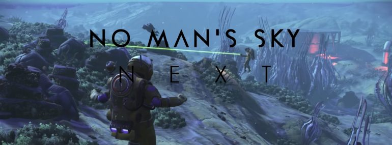 No Man's Sky – Next-Update bringt Multiplayer, Third Person und verbesserte Grafik