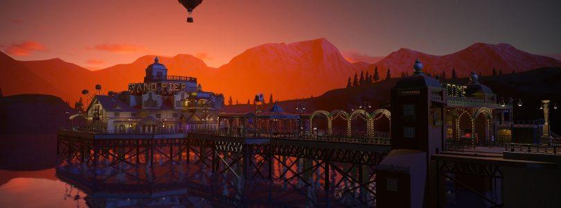 "Planet Coaster – ""Vintage Pack""-DLC erscheint am 10. Juli"