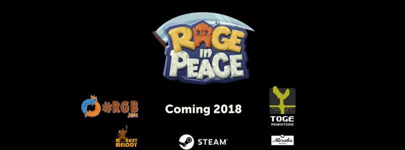 Rage in Peace – Neuer Platformer für PC und Nintendo Switch angekündigt