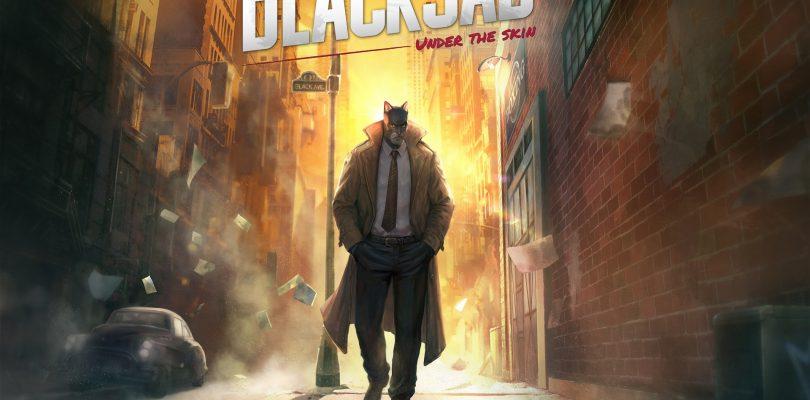 Blacksad: Under the Skin – Neues Spiel auf der gamescom 2018 enthüllt