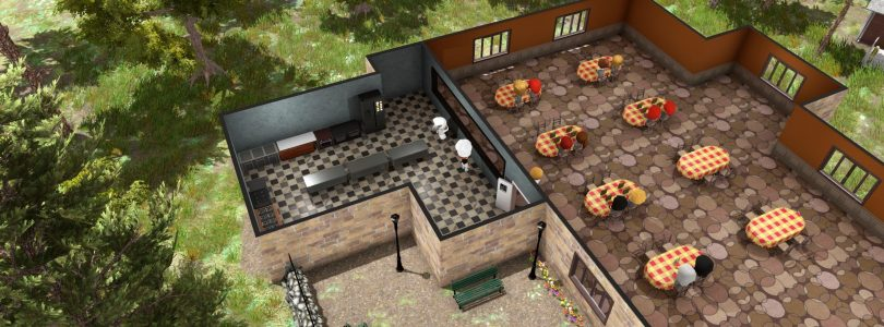 Chef – A Restaurant Tycoon Game startet im Oktober via Early Access