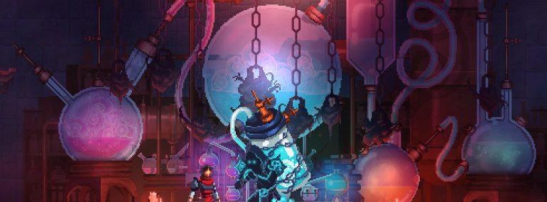 Dead Cells für PC, PS4 und Nintendo Switch im Handel erschienen