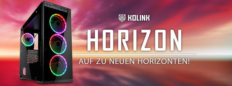 Kolink Horizon – Neuer Midi-Tower startet bei Caseking