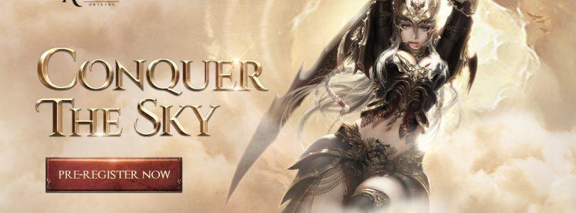 League of Angels: Origins –  Voranmeldung für das mobile MMORPG gestartet