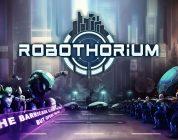 Robothorium – Rundenbasiertes Sci-Fi-RPG ist auf der gamescom 2018 anspielbar