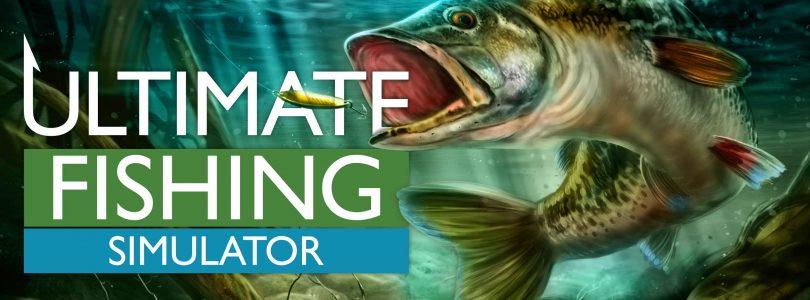 Ultimate Fishing Simulator verlässt am 30. August des Early-Access