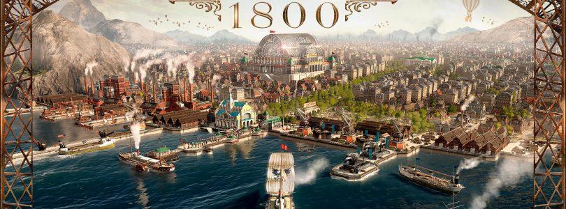 Anno 1800 – Trailer von der gamescom 2018