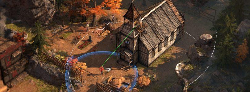 Desperados 3 – Neuer Serienteil von THQ Nordic auf der gamescom 2018 angekündigt
