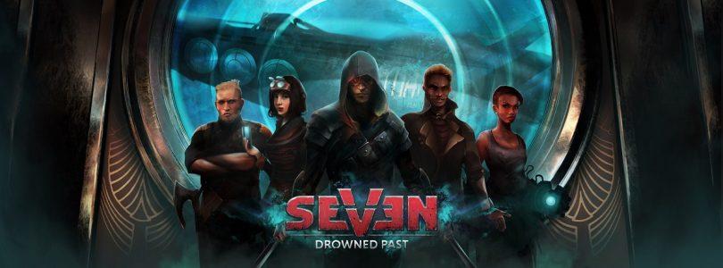 """Seven – Kostenlose Erweiterung """"Drowned Past"""" angekündigt"""