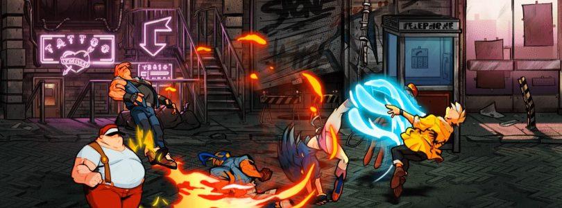 Streets of Rage 4 – Legendäre Spielreihe bekommt Fortsetzung