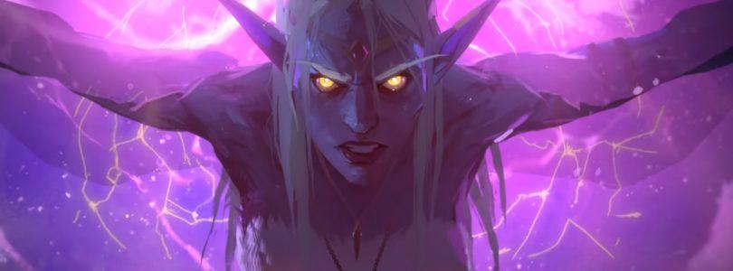 """World of Warcraft – Dritter Kurzfilm """"Kriegsbringer: Azshara"""" veröffentlicht"""