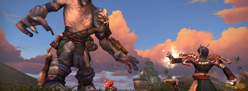 WoW: Battle for Azeroth – Neue Inhalte für das MMORPG online