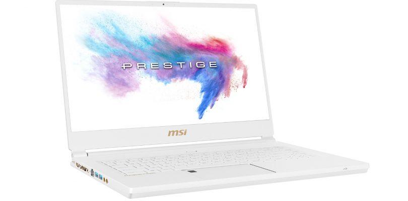MSI P65 Creator – Neuer Laptop auf der IFA 2018 vorgestellt