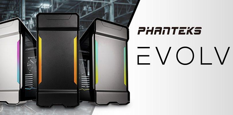 Phanteks Enthoo Evolv X – Midi-Tower startet bei Caseking in den Verkauf