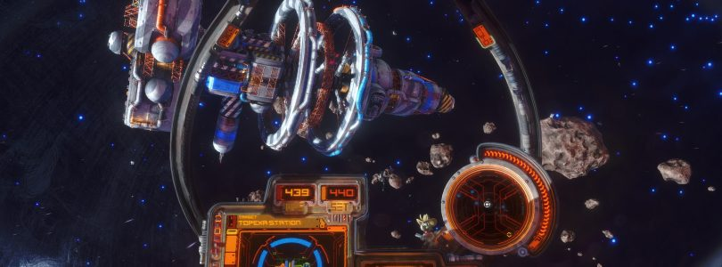 Rebel Galaxy Outlaw wurde für den PC veröffentlicht