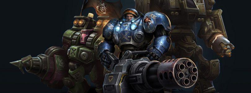 StarCraft 2 – Tychus Findlay startet als neuer Koop-Komandant