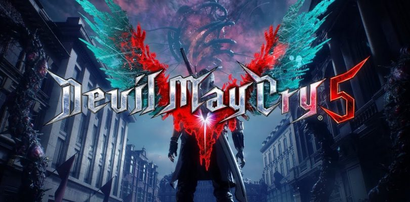 Devil May Cry 5 – Hier ist der Launch-Trailer