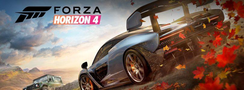Forza Horizon 4 erscheint am 09. März nun auch via Steam