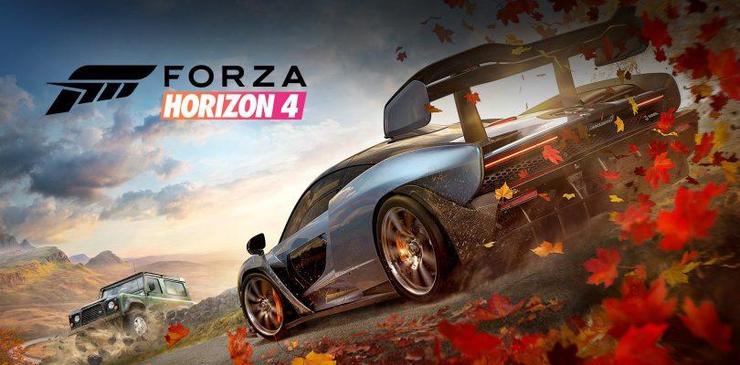 Forza Horizon 4 – Hier sind die offiziellen Systemanforderungen