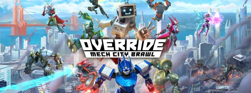Override: Mech City Brawl – Trailer zeigt PVP- und Koop-Modi