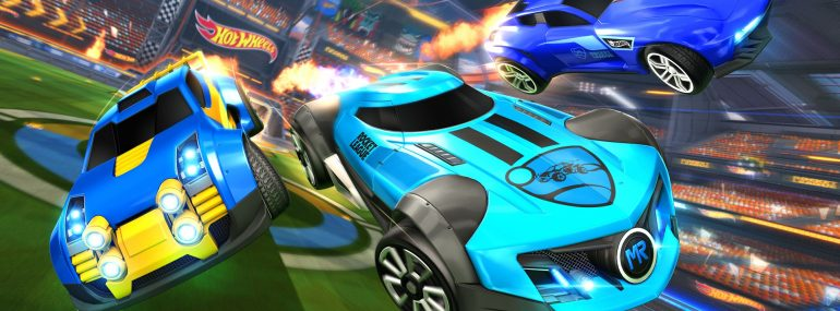 "Rocket League – Neues DLC ""Hot Wheels Triple Threat Pack"" kommt noch im September"