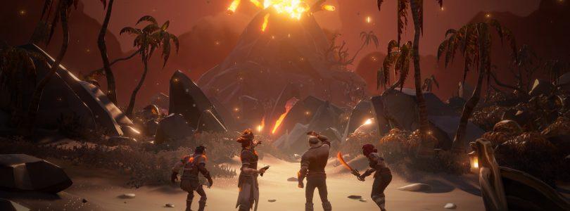 Sea of Thieves – Forsaken Shores-DLC veröffentlicht