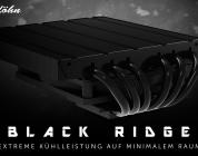 Alpenföhn Black Ridge – Unglaublich kompakter Kühler startet in den Markt
