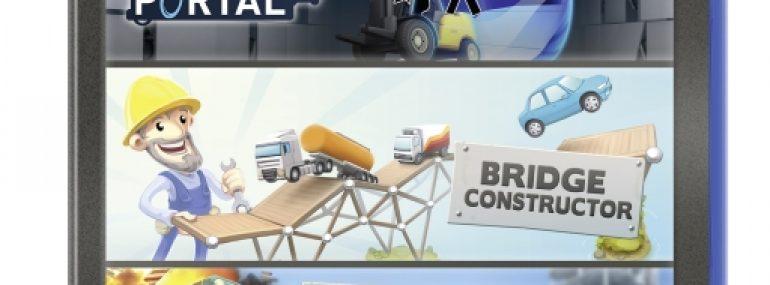 Bridge Constructor Compilation für PS4 erschienen