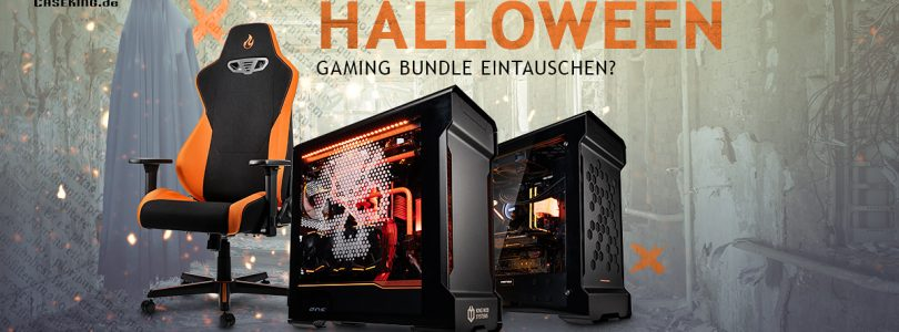Fettes Halloween-Gewinnspiel bei Caseking gestartet