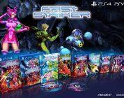 Fast Striker erscheint am 16. Oktober für PS4 und PSVita