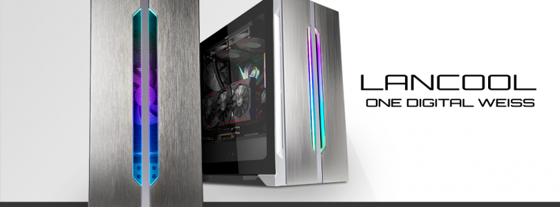 Lian Li LANCOOL ONE – Midi-Tower kommt als Digital White Edition