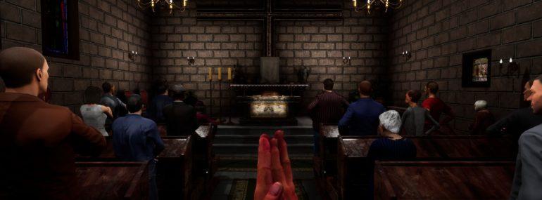 Priest Simulator erscheint Ende 2019