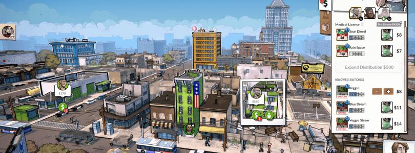 Weedcraft Inc – Release im April, neuer Trailer veröffentlicht