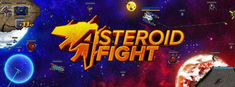 Asteroid Fight – Indieperle auf der Game City 2018 gesichtet