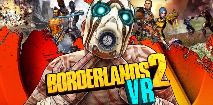 Borderlands 2 – PSVR-Version angekündigt