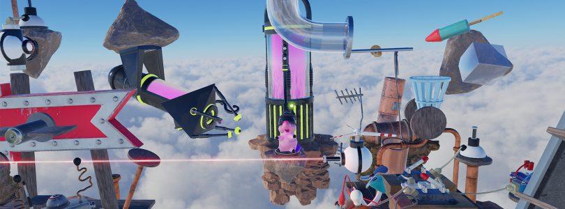 Crazy Machines VR erscheint am 25. Oktober