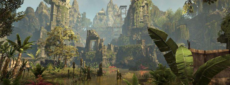 """Elder Scolls Online – Offizieller Trailer zum DLC """"Murkmire"""" veröffentlicht"""
