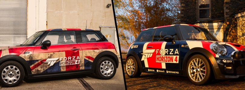 Forza Horizon 4 – Zum Release startet XBox Dach ein fettes Gewinnspiel