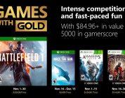 Games With Gold – Hier kommt der grandiose November 2018