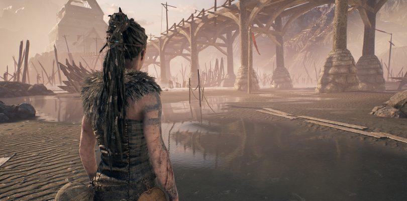 Hellblade: Senua's Sacrifce kommt für XBox One und PS4 in den Handel