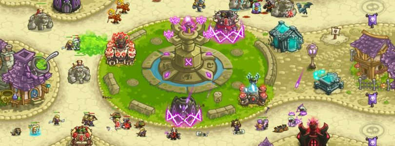 Kingdom Rush Vengeance Towers