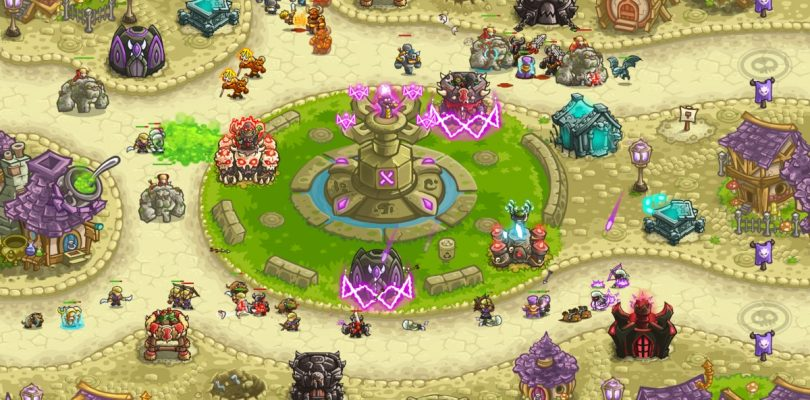 Kingdom Rush Vengeance – Tower Defense-Titel erscheint am 22. November