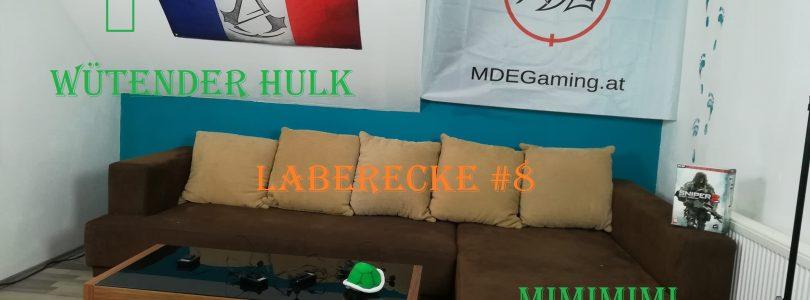 Laberecke #8 – Livestream startet heute um 20:30 Uhr