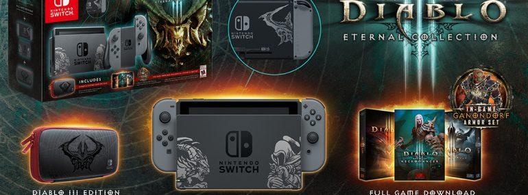 Nintendo Switch – Diablo 3-Edition kann ab sofort vorbestellt werden