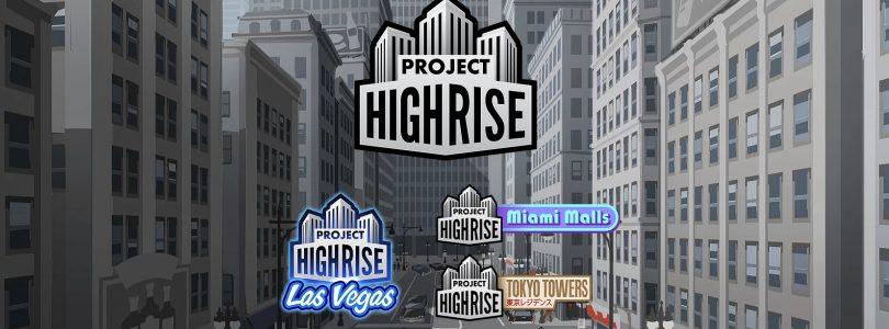 Project Highrise – Wolkenkratzer-Simulation erscheint am 26. Oktober für Konsolen